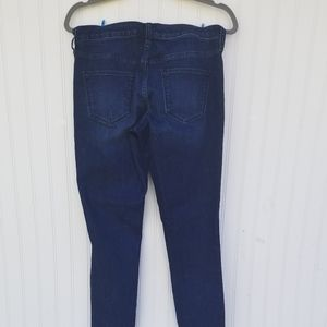 Universal Thread Mid rise skinny jeans Size 4.